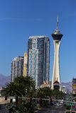 Stratosphere Tower, Las Vegas Royalty Free Stock Photos