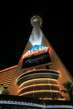 Stratosphere tower Royalty Free Stock Photography