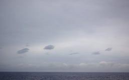 Stratus, mid-Atlantic Ocean. Royalty Free Stock Photography