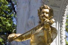 Strauss de Juan Fotografía de archivo libre de regalías