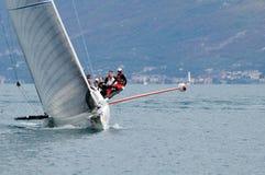 Stravaganza που κερδίζει το Trofeo Gorla 2012 Στοκ φωτογραφία με δικαίωμα ελεύθερης χρήσης