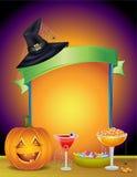 Stravaganza di Halloween Immagini Stock Libere da Diritti