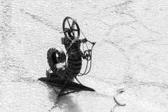 Stravinsky喷泉巴黎 免版税库存图片