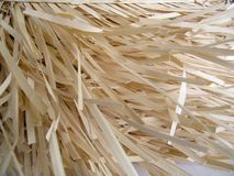 Straw. Hat Royalty Free Stock Photography