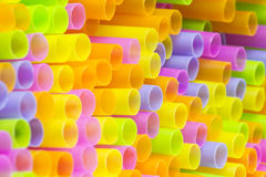 Straw Abstract Background variopinto Fotografie Stock