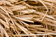 Straw Background Royalty Free Stock Photos