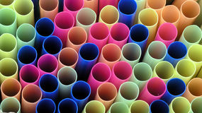 Straw Background. Colored Straw Background Royalty Free Stock Photography