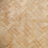 Straw background, basket weave, texture. Stock Photography
