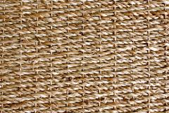 Straw background texture. A horizontal picture Stock Image