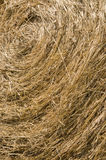 Straw Bale Texture royalty free stock photography