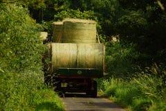 Straw Bales photographie stock libre de droits