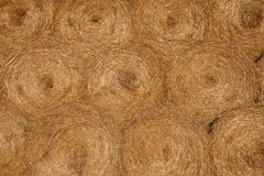 Straw Bales Background Royalty Free Stock Image