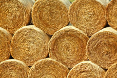 Straw ball Royalty Free Stock Photography