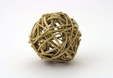Straw ball Stock Photo