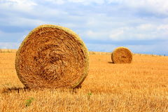 Straw Ball Royalty Free Stock Images