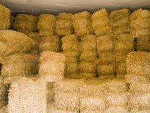 Straw Balls Royalty Free Stock Image