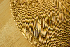 Straw bedding Royalty Free Stock Photos
