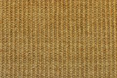 Straw carpet texture Stock Photography