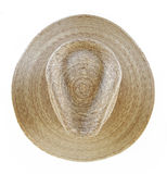 Straw Cowboy Hat Stock Photography