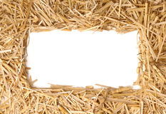 Straw Frame Stock Images