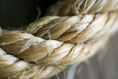 Straw handle Stock Images