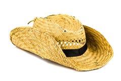 Straw hat Royalty Free Stock Photos
