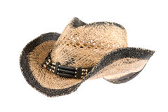 Straw hat Stock Photography