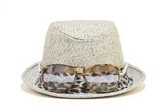 Straw hat Stock Photo