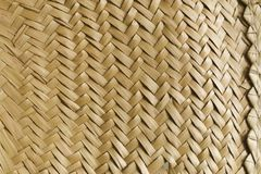 Straw hat close. Texture. Straw hat texture close up stock photo