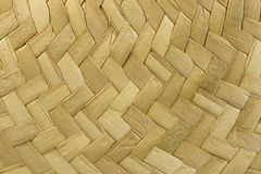 Straw hat detail Stock Images