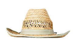 Straw hat Royalty Free Stock Photo