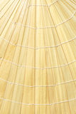 Straw Hat Surface Texture Stock Image