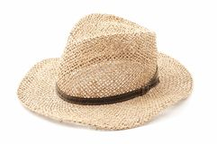 Straw Hat Royalty Free Stock Photo