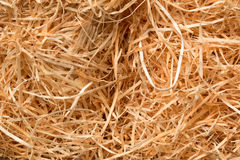 Straw, Hay, close up Stock Images