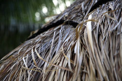Straw hut Royalty Free Stock Photos