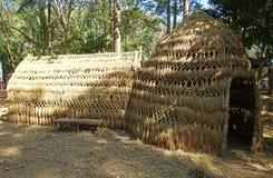 Straw hut Royalty Free Stock Photography