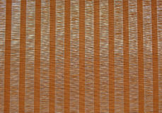 Straw jalousie texture background. Straw window blinds texture background stock image