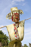 Straw Man Royalty Free Stock Images