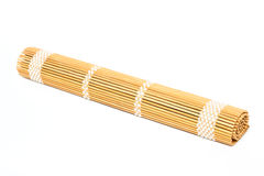 Straw mat Royalty Free Stock Image