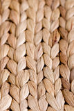 Straw mat Stock Images