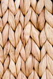 Straw mat stock photography