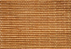 Straw mat Stock Photo