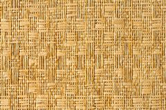 Straw mat Royalty Free Stock Photos