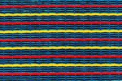 Straw mat Stock Image