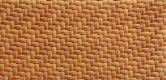 Straw mat texture. Straw wicker mat seamless texture stock photo