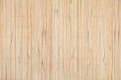Straw mat texture Stock Image