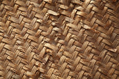 Straw mats Royalty Free Stock Photos