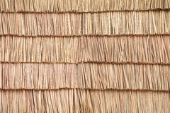 Straw pattern Royalty Free Stock Photography