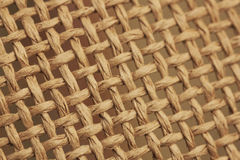Straw pattern texture Stock Image