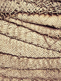 Straw plaiting Stock Photography